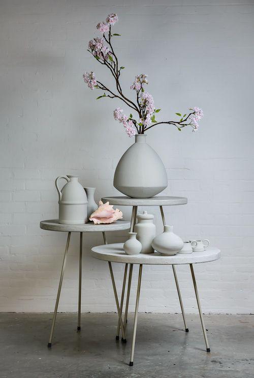 Wonenonline: Betonlook (tuin)meubelen volgens Hollands recept