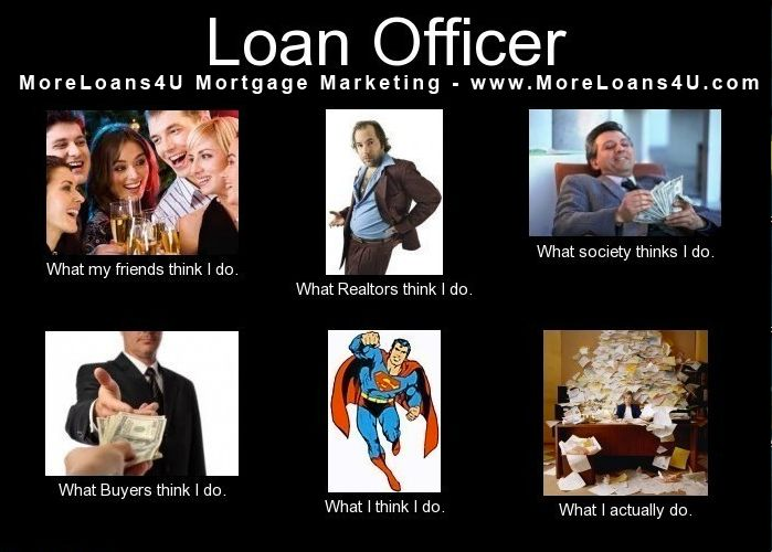 Mortgage Loan Officer Vs Underwriter