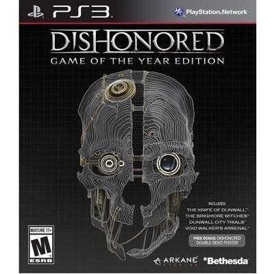 Dishonored GOTY Edition PS3 *** To view further for this item, visit the image link. Note:It is Affiliate Link to Amazon.