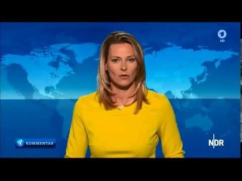 German news anchor Anja Reschke uses slot to attack 'little racist nobodys' in impassioned call to end hatred towards refugees - News - People - The Independent