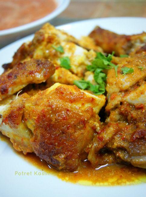 Ayam Panggang Beraroma Daun Ketumbar | Potret Kasih