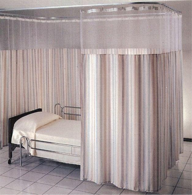 Hospital Curtains w/ bed | Punk Rock | Pinterest