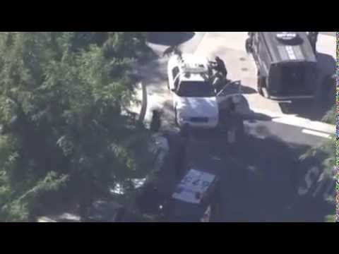 Active Shooter San Bernardino Calfornia-Police are attending a shooting