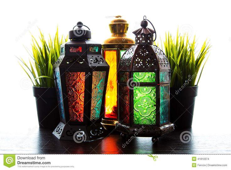 Ramadan Lantern Stock Photo - Image: 41810374
