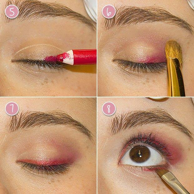 Kristen Stewart, Gigi Hadid, Joan Smalls e outras celebs adotaram a cor para a região dos olhos
