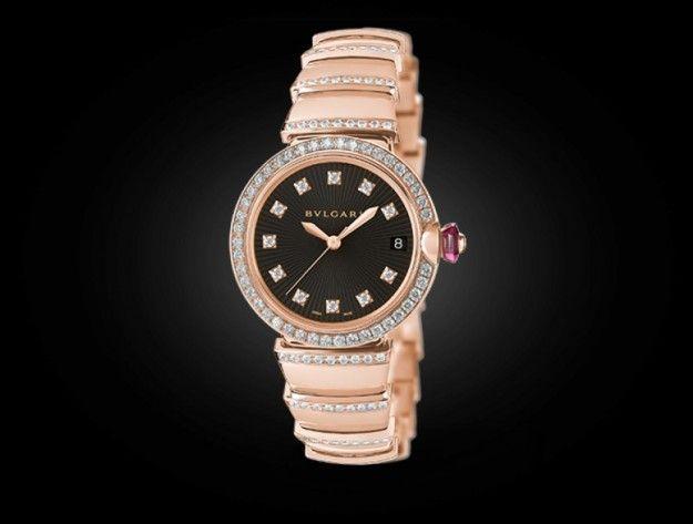 Orologi Lvcea di Bulgari - La nuova collezione di orologi da donna Bulgari Lucea.