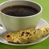 Pistachio Raisin Biscotti | food I dream of trying | Pinterest