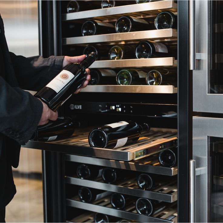 A constant temperature is the most critical factor when cellaring wines.