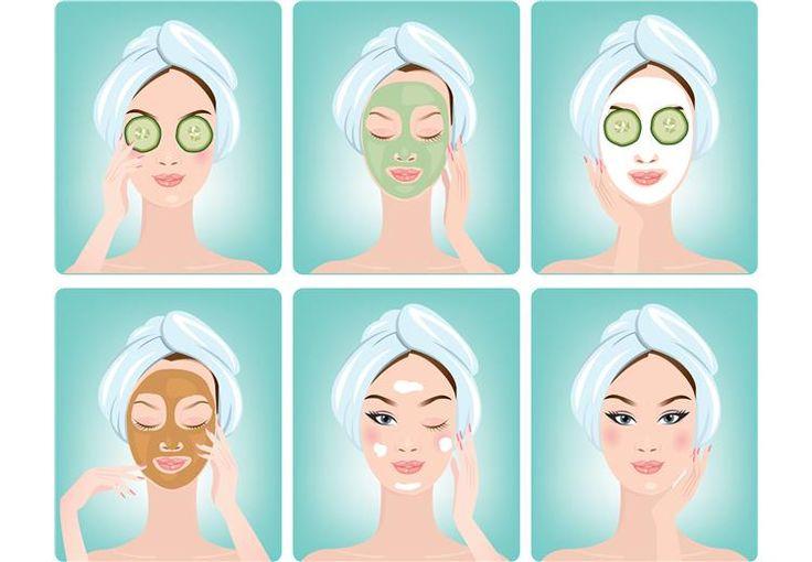 3 μάσκες προσώπου ιδανικές για λιπαρή επιδερμίδα