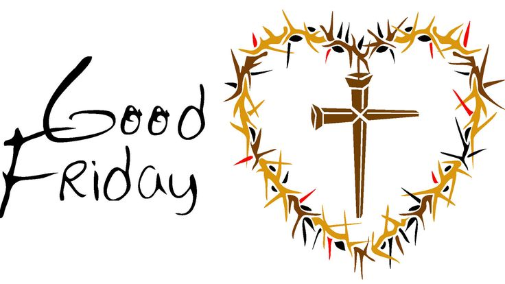 Good Friday is a religious holiday observed primarily by Christians commemorating the crucifixion of Jesus Christ and his death at Calvary. Description from contactnumbers.co.in. I searched for this on bing.com/images