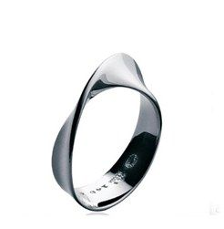 ring.  186 euros, small fortune, and I think it's a man's ring.  But I'm still…