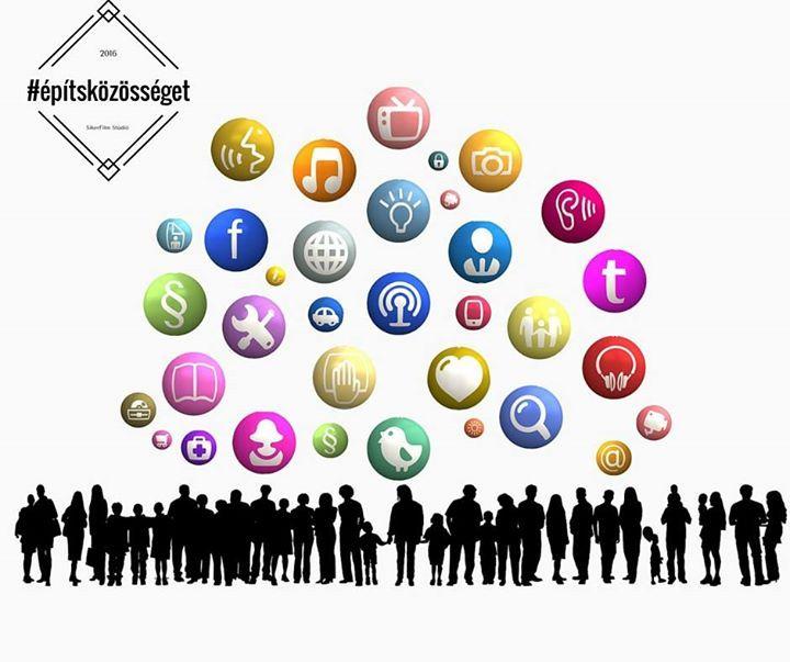 A közösségek ma már napjaink média ernyője alatt alakulnak ki.  Ebben fontos szerepe van a közösségi médiának is.  S ezt a magad javára fordíthatod ha akiket elér az üzeneted azokból valódi közösség épül.  http://bit.ly/2lMUss6  #építsközösséget #pin