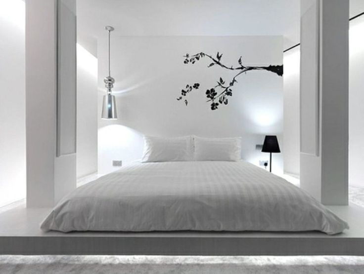 36 Relaxing And Harmonious Zen Bedrooms | DigsDigs