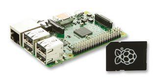 $40 RASPBERRY-PI-RASPBERRY-MODB+/8GB-USD-RASPBERRY PI MODEL B+, 8GB MICRO SDCARD