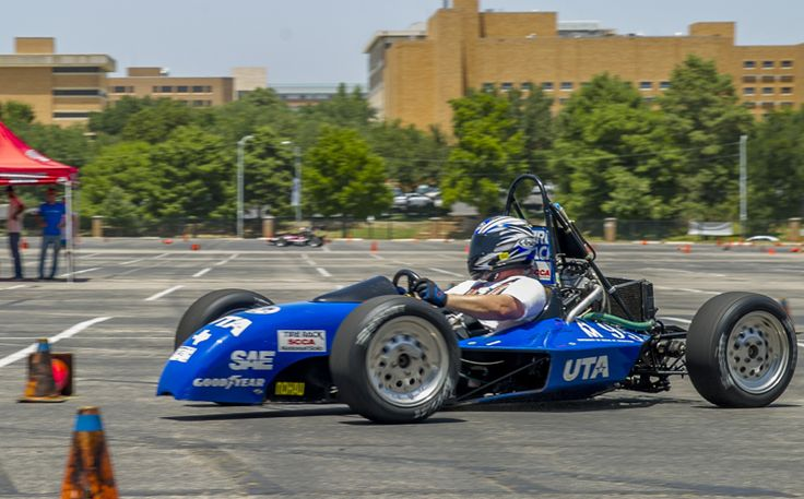 Start Your Engines, it's Autocross Weekend at UTA Read more: http://www.arlington-tx.gov/news/2017/07/06/start-engines-autocross-weekend-uta/