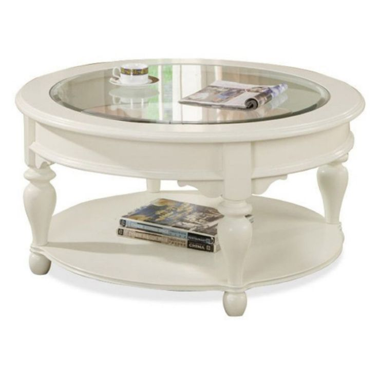 Illustration Of The Round Coffee Tables With Storage The Simple And Compact Furniture That Looks