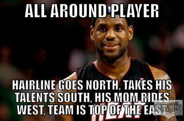 My Favorite Lebron James MEME of all time