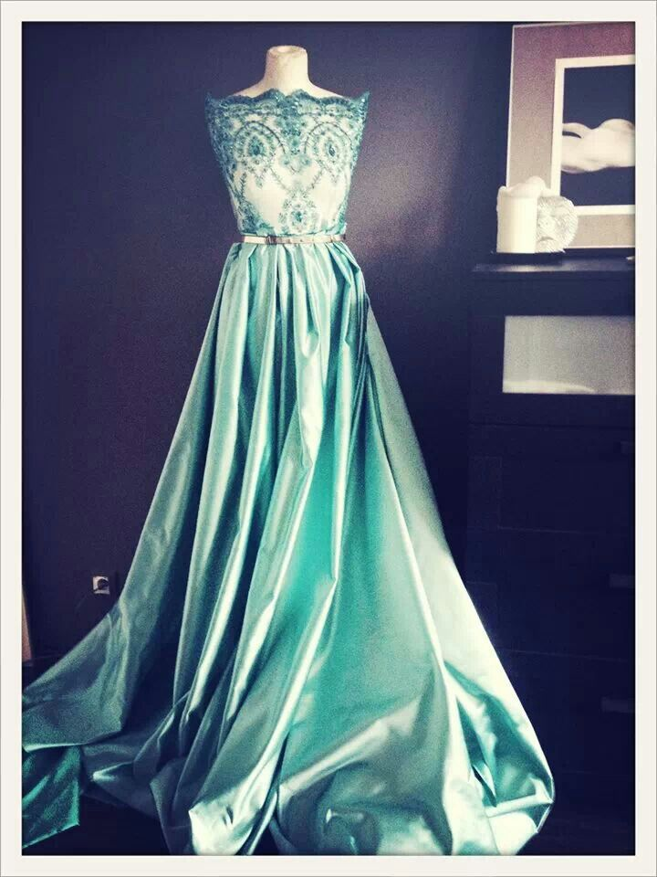 Ball Gown by Lukas Kimlicka