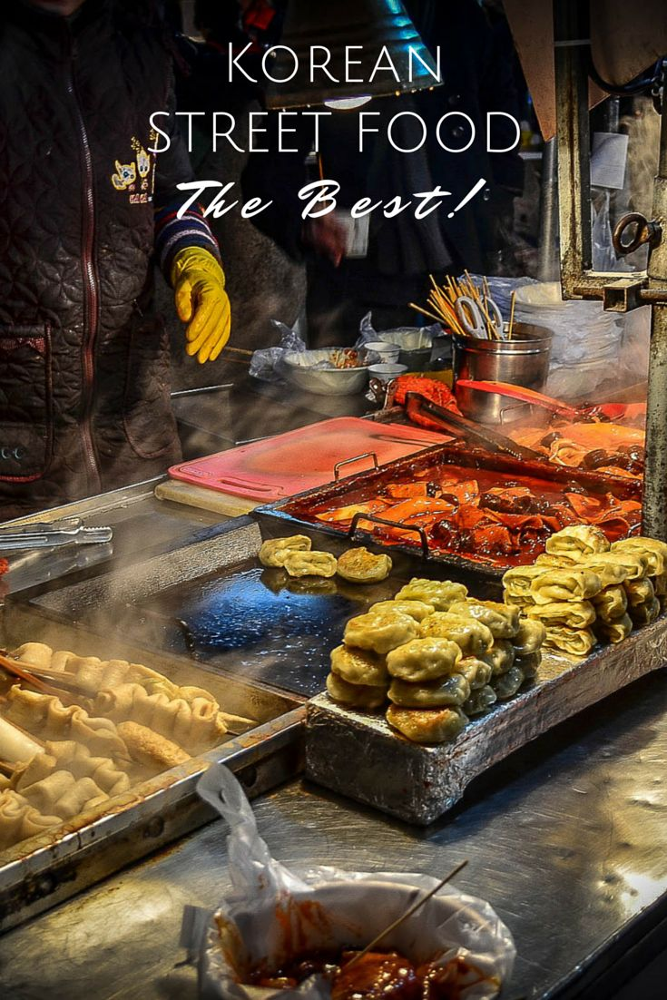 Korean Street Food is the Best! Read about Busan's Nampo Dong and my experience there!