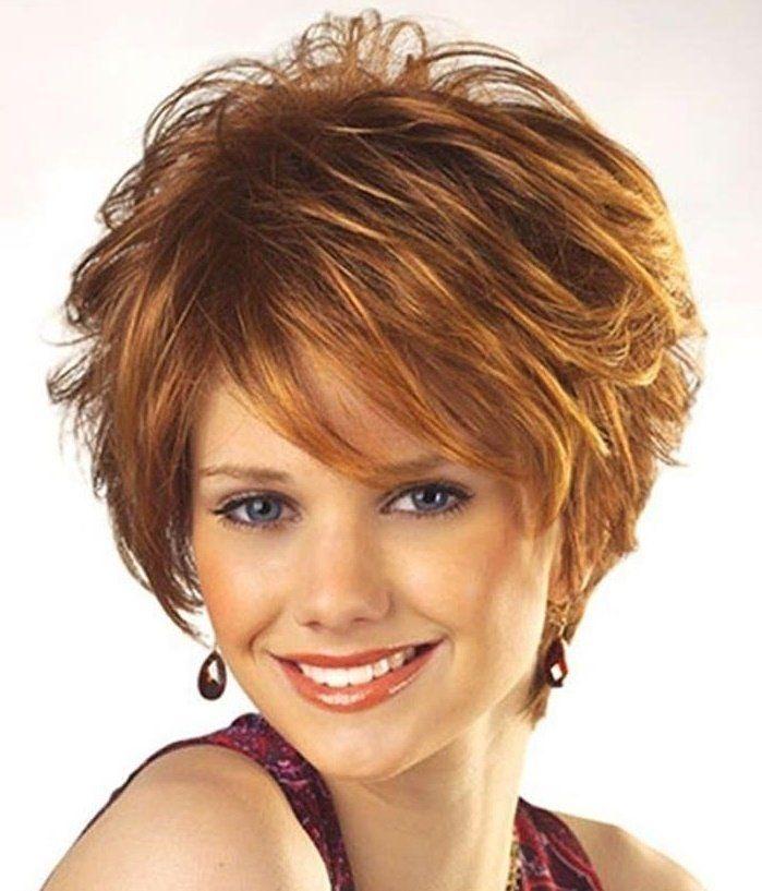 Укладка на короткие волосы фото с объемом