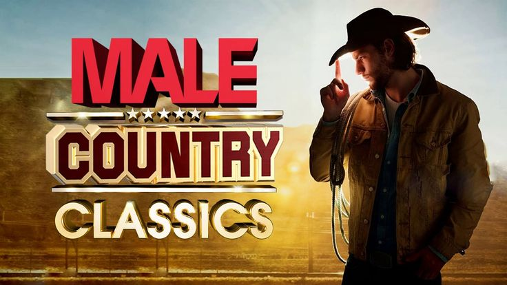 Best Classic Country Song By Male Singers  - Greatest Country Music Hits...