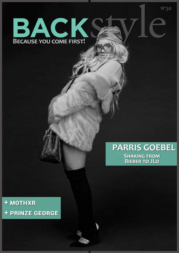 Parris Goebel went viral in August, at the young age of 25 years old, when she decided to upgrade her choreographer's C.V. and launch a music career.