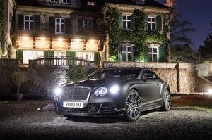 Geneva Motor Show 2014 – Premiere Bentley GT Speed and Flying Spur