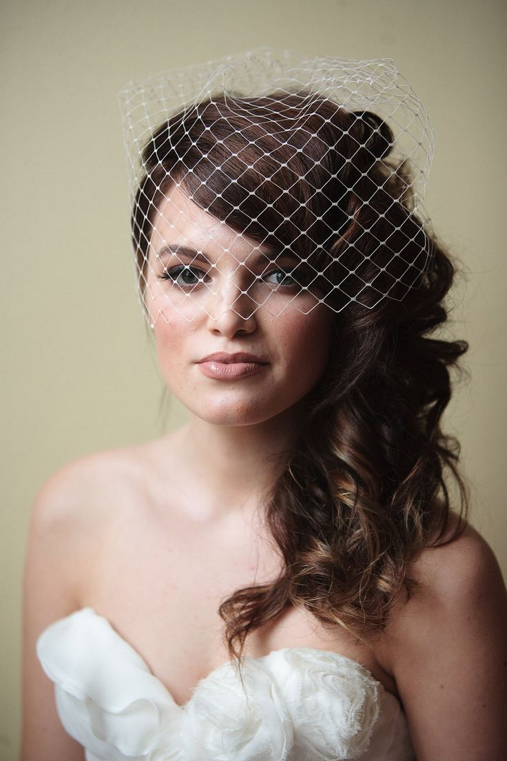 best 25+ birdcage veil hair ideas on pinterest | birdcage veils