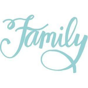 Silhouette Design Store - View Design #103516: family
