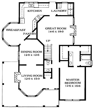 1000 images about victorian floor plans on pinterest for Queen anne style house plans