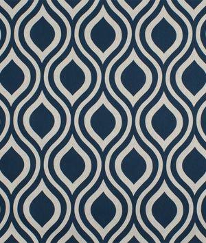 Premier Prints Emily Indigo Laken Fabric - $12.98 | onlinefabricstore.net