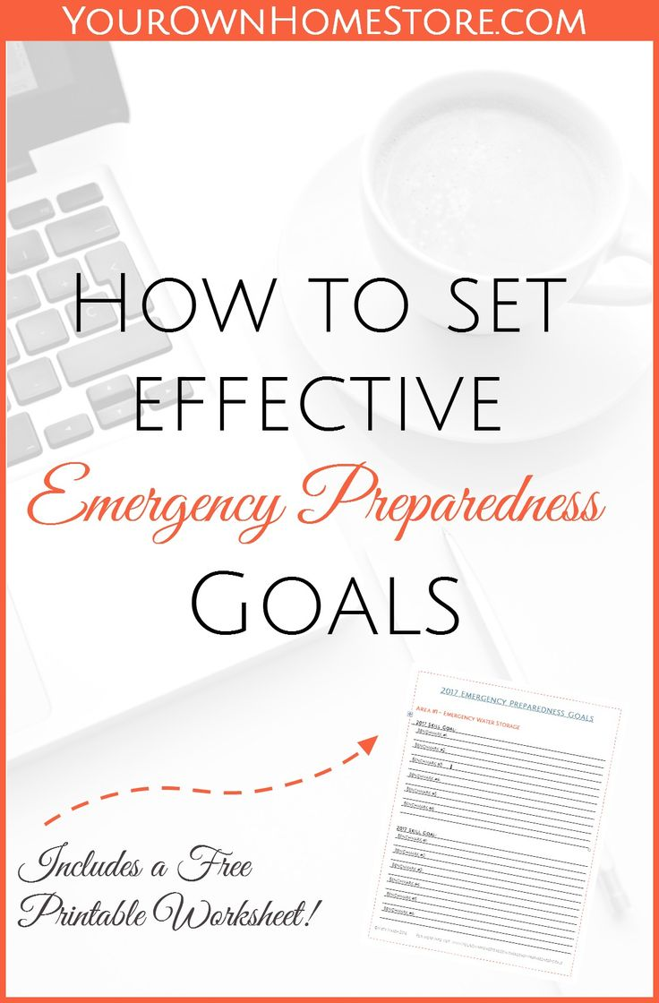worksheet Emergency Preparedness Worksheet 45 best emergency preparedness images on pinterest goals free printable worksheet
