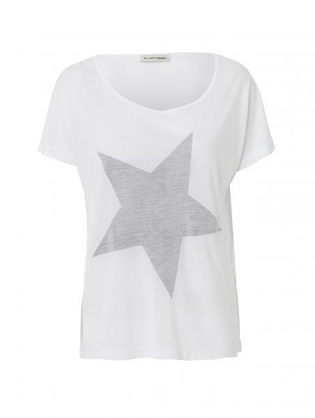 Oversized stjerne t-skjorte fra Second Female.