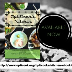 Opti Cook - A recipe blog dedicated to creating amazing Optifast Intensive Recipes. They are also vegan & grain, egg, nut, dairy, meat & gluten free. Perfect for weight loss including Optifast & other VLCD regimes.