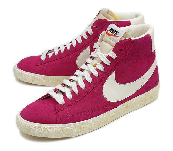 Footlocker réduction Finishline officiel rabais Nike Blazer Haute Buissons  Violet images footlocker sortie bas prix rabais