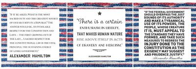 The Hundred Years Before : Alexander Hamilton Quotes