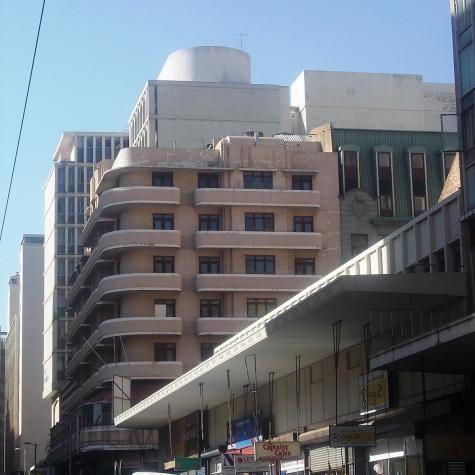 Dawson's Hotel - Heritage Portal - 2012
