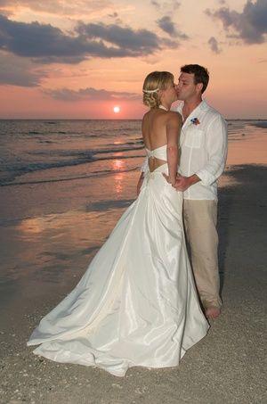 wedding poses for beach weddings | Quaint Anna Maria Beach Weddings at Harrington House ...
