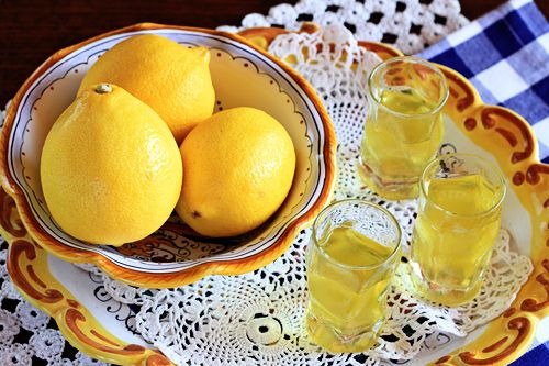 how to make limoncello with grain alcohol