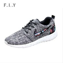 2015 hombres y mujeres de moda shoes sneakers pisos / zapatos de los deportes hombre entrenadores deportivos para hombres mujeres para mujer zapatillas baratas tamaño 36-44(China (Mainland))
