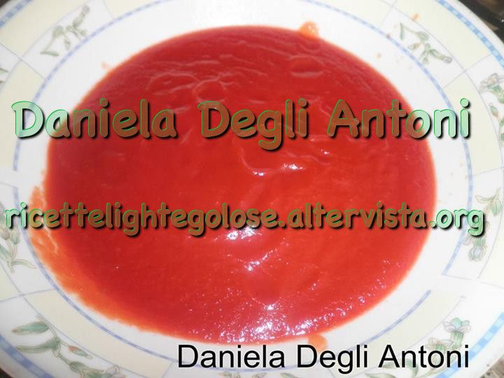 Ketchup di Daniela Degli Antoni