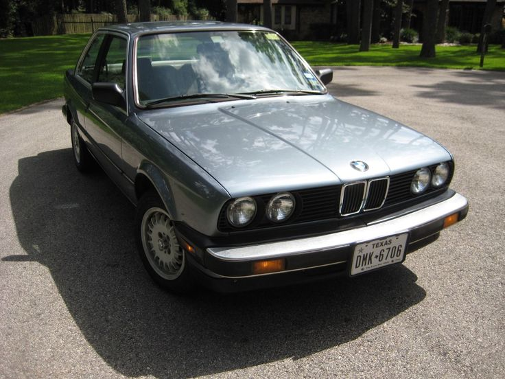 Car brand auctioned:BMW: 3-Series 2-Door w/Sunroof 1987 Car model bmw 3 series 325 e 30 Check more at http://auctioncars.online/product/car-brand-auctionedbmw-3-series-2-door-wsunroof-1987-car-model-bmw-3-series-325-e-30/