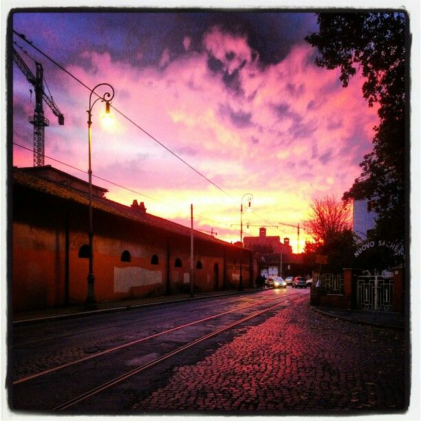 Trastevere, Roma, Italy