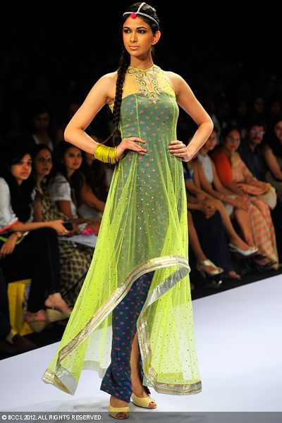IT'S PG'LICIOUS — payal singhal lakme fashion week - Google Search...