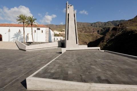 Sacred Museum in Adeje by Fernando Menis (Spain)