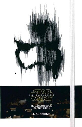 Notes Moleskine L Star Wars VII