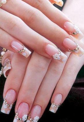 28 Fotos de uñas elegantes para usar en fiestas y eventos importantes   Decoración de Uñas - Manicura y Nail Art