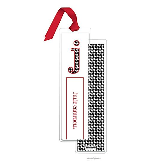 Roll Tide!!! picme!prints | | Houndstooth Tall Bookmark (PicMe) | The PrintsWell Store