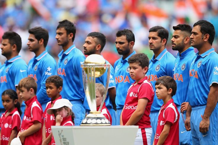 India - Cricket Teams | ICC Cricket World Cup 2015