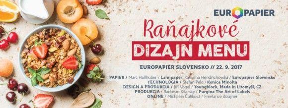 Raňajkové Dizajn MENU - Europapier Slovensko   https://detepe.sk/ranajkove-dizajn-menu-europapier-slovensko-4?utm_content=buffer0bff4&utm_medium=social&utm_source=pinterest.com&utm_campaign=buffer